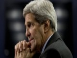 Kerry At Odds Of FBI, Intel Chiefs Over Threat To US