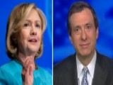 Kurtz: Hillary Hopes Media Get Bored