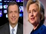 Kurtz: Hillary Clinton Hopes Media Get Bored
