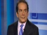 Krauthammer's Take: Americans Don't Like Country's Direction