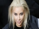 Kim Kardashian Says Bye-bye To Blonde
