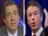 Kurtz: How Senator Paul's Interview Went Off The Rails