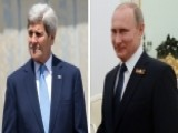 Kerry Arrives In Russia To Meet With Putin Amid Iran Talks