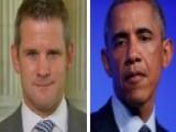 Kinzinger Blasts 'crumbling' Of US Alliances Under Obama