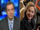 Kurtz: How Hillary Bobbed And Weaved