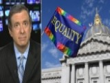 Kurtz: The Media Embrace Gay Marriage