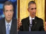Kurtz: Obama Plays Defense -- At Length