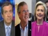 Kurtz: Another Bush-Clinton Race Yawn ?