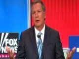 Kasich Defends Stance On Same-sex Marriage