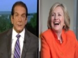 Krauthammer: Hillary Has Lost Her Control