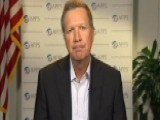 Kasich: We Need To Stop Apology For Being Leader Of World