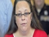 Kim Davis Returns To Work