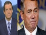 Kurtz: The Day John Boehner Gave Up