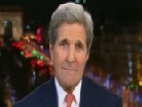 Kerry: Climate Deal Lacks Penalties Because Of US Congress
