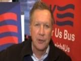 Kasich: We Must Make Sure We Quarantine North Korea