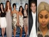 Kardashian, Blac Chyna Family Feud