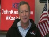 Kasich: It's Hard To Unite The Country With Attacks