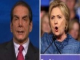 Krauthammer: Only Acts Of God, FBI Can Stop Clinton Now