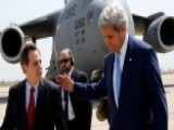 Kerry Makes Surprise Visit To Iraq To Discuss ISIS Strategy