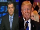 Kurtz: Donald Trump And The Art Of Restraint