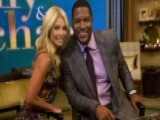 Kelly Ripa Skips 'Live' After Michael Strahan's Announcement