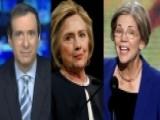 Kurtz: Hillary And Elizabeth Warren - Really?