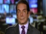 Krauthammer: Spike In Murder Rates No Coincidence