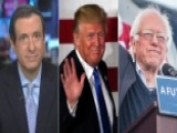 Kurtz: Donald And Bernie, Strange Bedfellows
