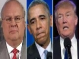 Karl Rove Calls Obama's Attacks Against Trump 'unseemly'