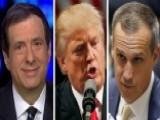 Kurtz: Trump's Highest Profile Firing Since 'The Apprentice'