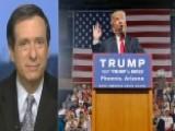 Kurtz: Trump's Rich, But His Campaign's Broke