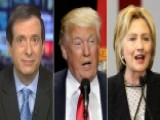 Kurtz: Trump, Hillary And All-out War