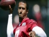 Kaepernick Defends Choice To Sit During National Anthem