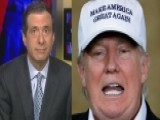 Kurtz: Has Coverage Of Trump Turned Crazy