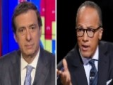Kurtz: Lester Holt Was A One-sided Debate Moderator
