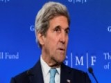 Kerry: US Won't Abandon Pursuit Of Peace In Syria