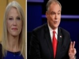 Kellyanne Conway: Kaine Was Awful, Ignored Female Moderator