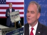 Kaine: Trump Avoids Taxes, Doesnt Support Troops