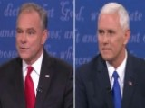 Kaine Vs. Pence: Who Set Up Their Running Mate Better?