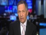 Kucinich Distressed To See Politicization Of Justice System