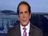 Krauthammer: Clinton Represents Corrupt Business As Usual