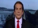 Krauthammer On How Foreign Policy Will Influence The WH Race