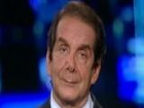 Krauthammer: Trump Winning On Points Until Terrible Mistake