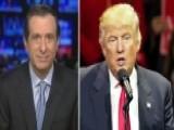 Kurtz: Trump Tweets Taunt The Press