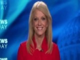 Kellyanne Conway Talks Transition, Clash With Clinton Aide