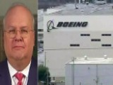 Karl Rove Scolds Trump For 'not Accurate' Boeing Comment