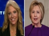 Kellyanne Conway Reacts To Clinton's 'fake News' Claims