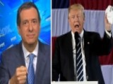 Kurtz: Trump Keeping Street-fighting Ways