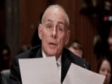 Kelly: Physical Barrier Not Enough To Secure Mexico Border