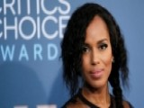Kerry Washington Says 'less Than A Quarter' Voted For Trump